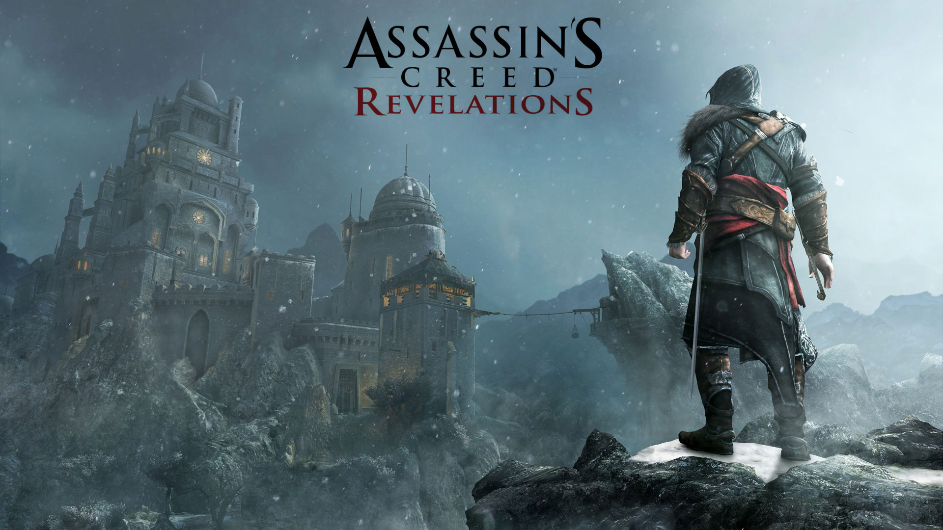 Assassins Creed Revelations Wallpapers in HD Page 2 1920x1080
