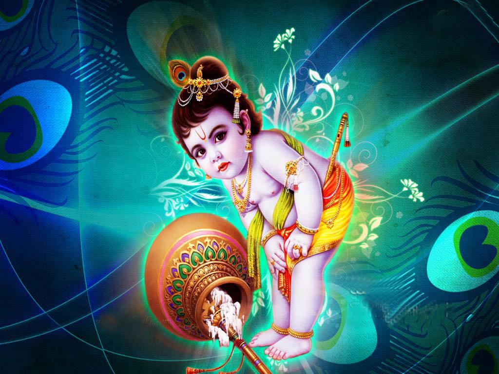 Krishna Wallpaper Hd Wallpapersafari