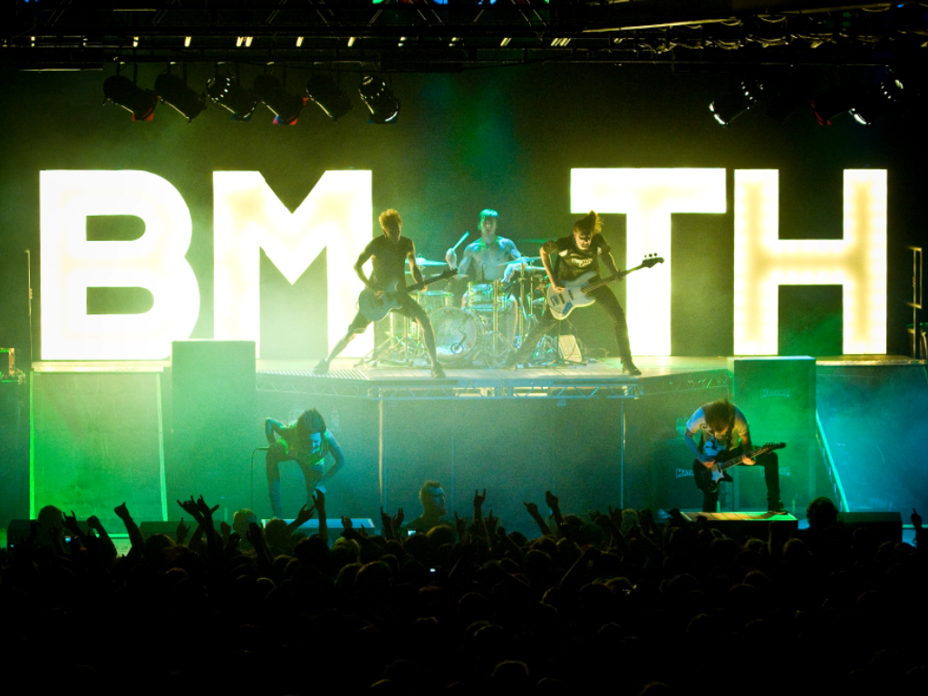 Free Download Bring Me The Horizon Wallpaper 1024x768 For Your