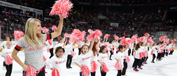 The Junior CheckMates program is a dance cheer clinic is designed to 578x250