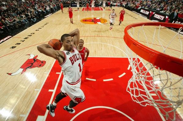 basketballDerrick Rose basketball derrick rose 2999x1983 wallpaper 600x396