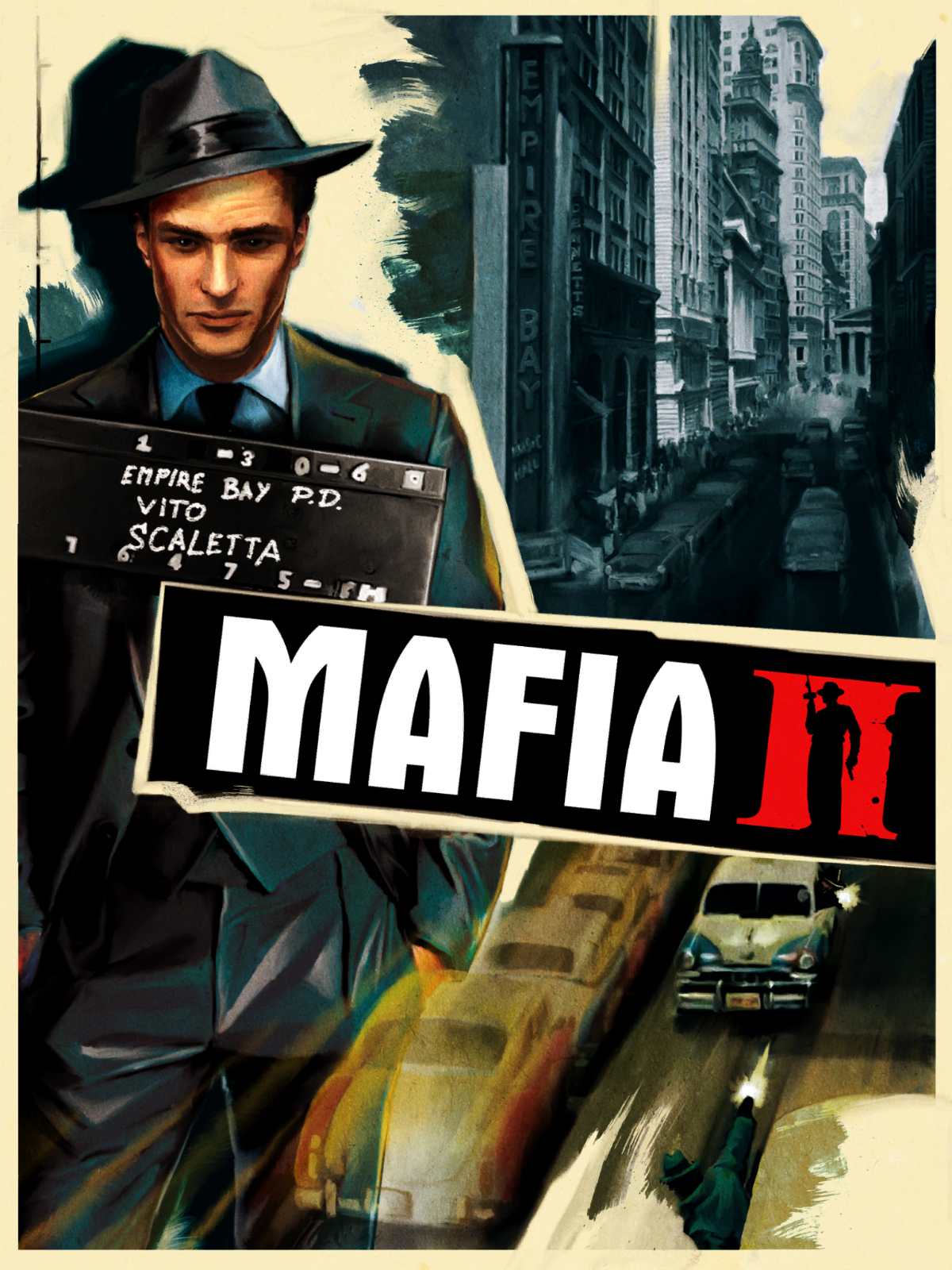 Free Download Mafia Ii Hd Game Wallpapers Desktop Wallpapers