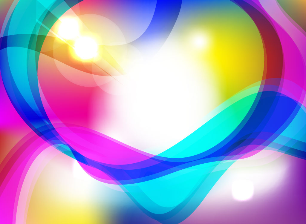 Pretty Colorful Backgrounds Music Colorful lighting 1024x750