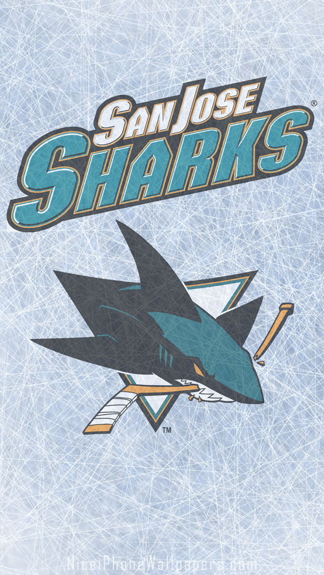 Related san jose sharks iPhone wallpapers themes and backgrounds 640x1136