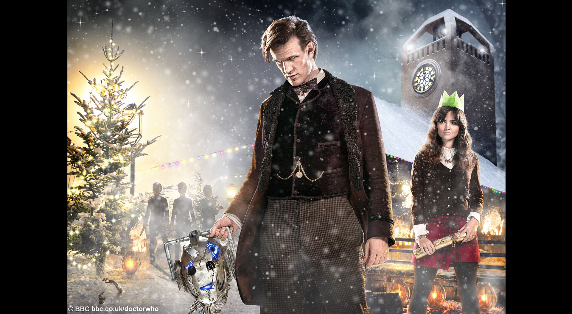 BBC Latest News   Doctor Who   The Time of the Doctor Wallpapers 1920x1055