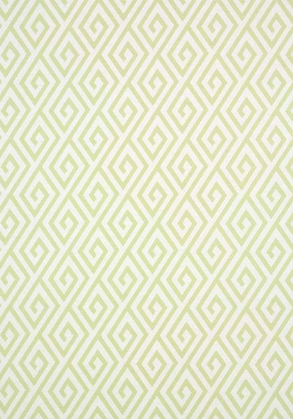 Wallpaper Dedalo Greek Key by TheDraperyGal on Etsy 420x600