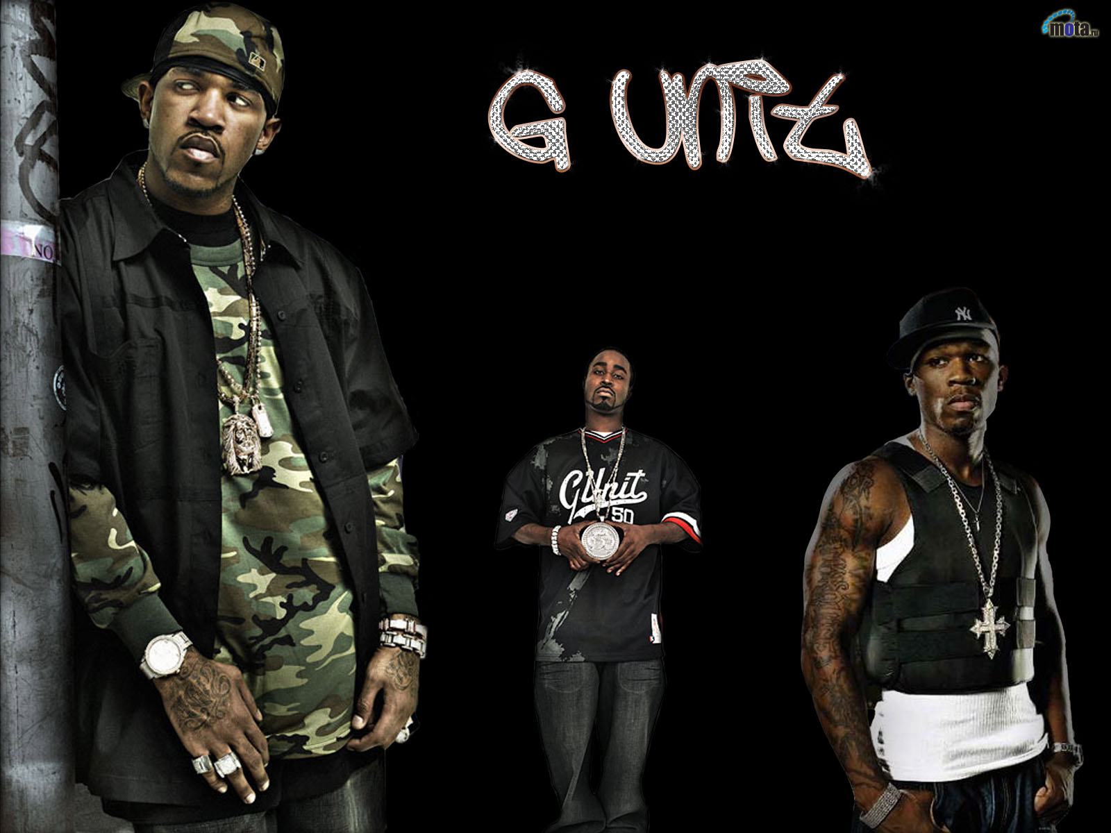 G Unit Logo   Viewing Gallery 1600x1200