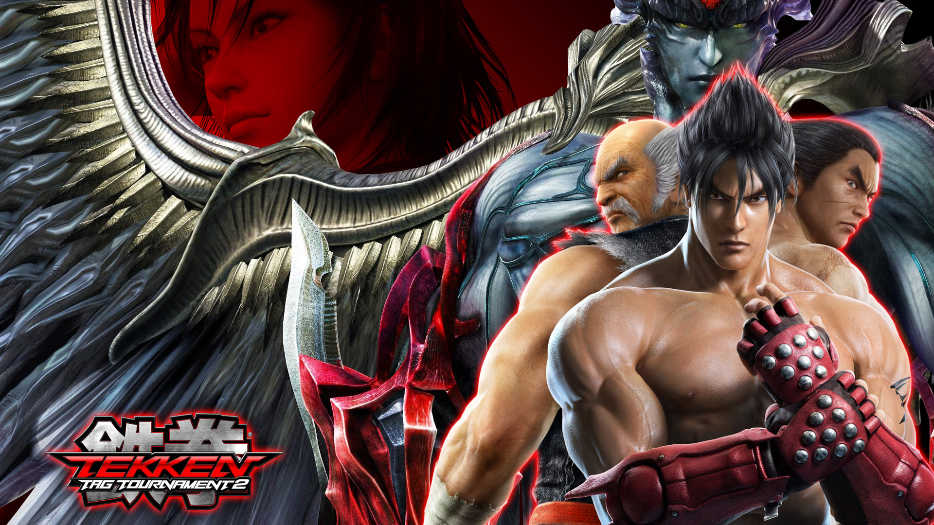 Tekken Tag Tournament 2 Wallpaper in 1920x1080 1920x1080