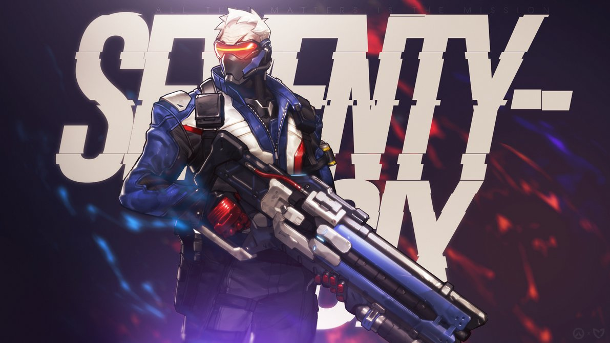 overwatch soldier 76 wallpaper 1080 1920 76 overwatch soldier 1191x670