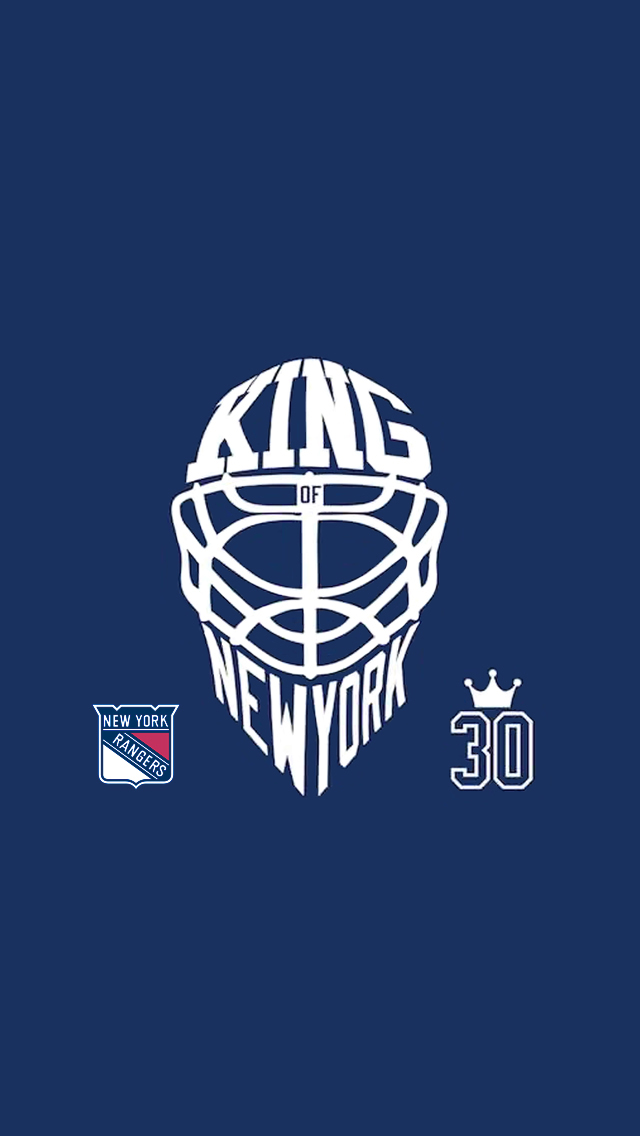 New York Rangers Logo Best Wallpaper Wallpaper Auto Design Tech 640x1136