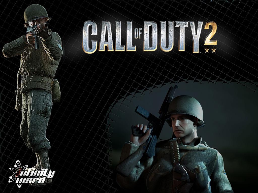Call Of Duty 2 Nice   1024x768   Download HD Wallpaper   WallpaperTip 1024x768