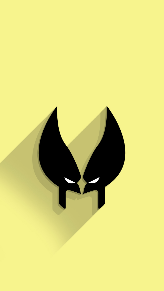 superhero logos iphone wallpaper super hero wallpapers Car Pictures 640x1136