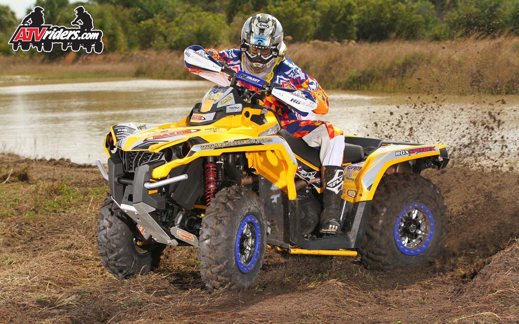 Swift   GNCC Utility ATV Racer   ATVriderscom Wednesday Wallpapers 1680x1050