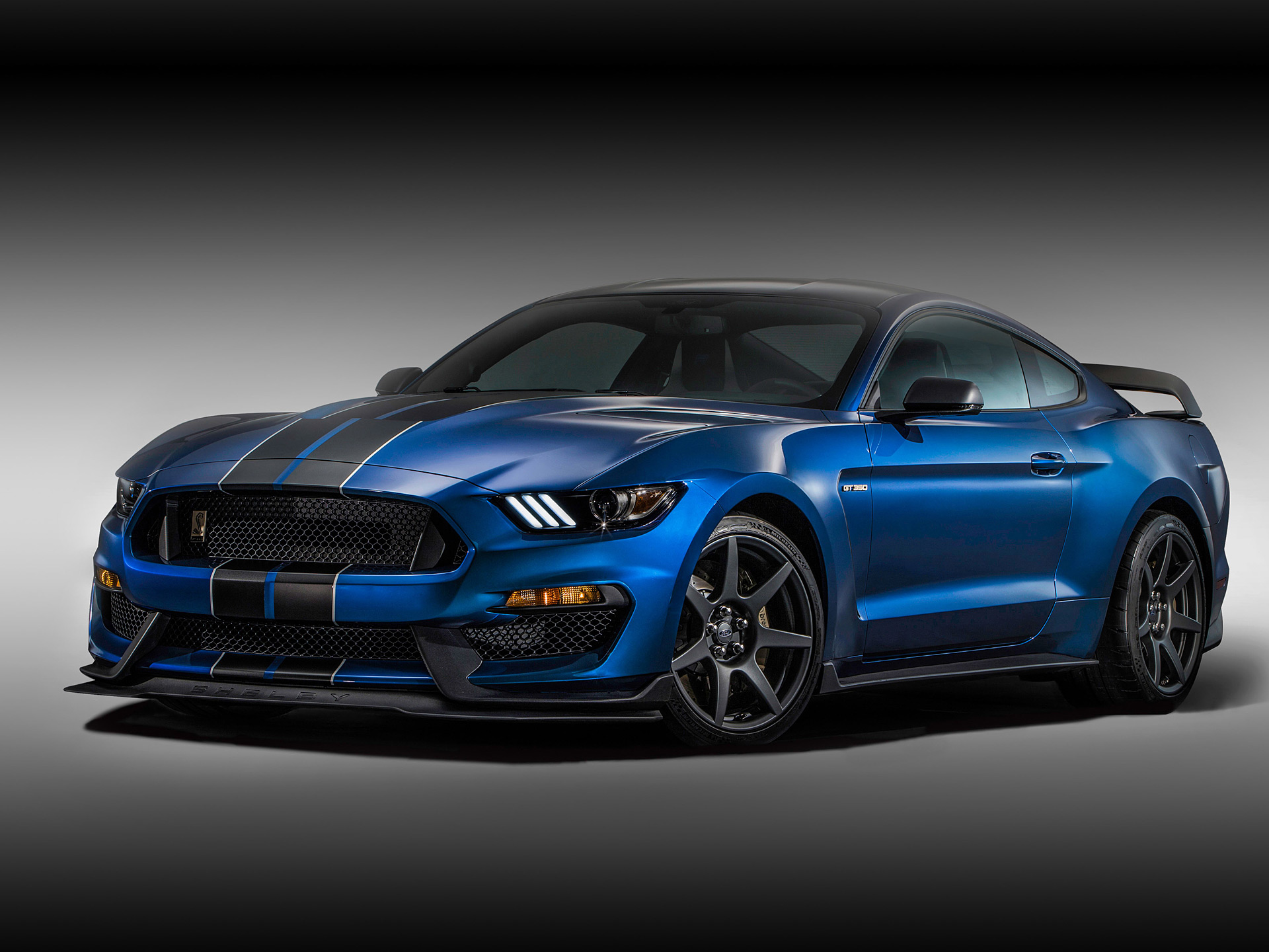 2016 Ford Shelby Mustang GT350R Wallpapers 1920x1440