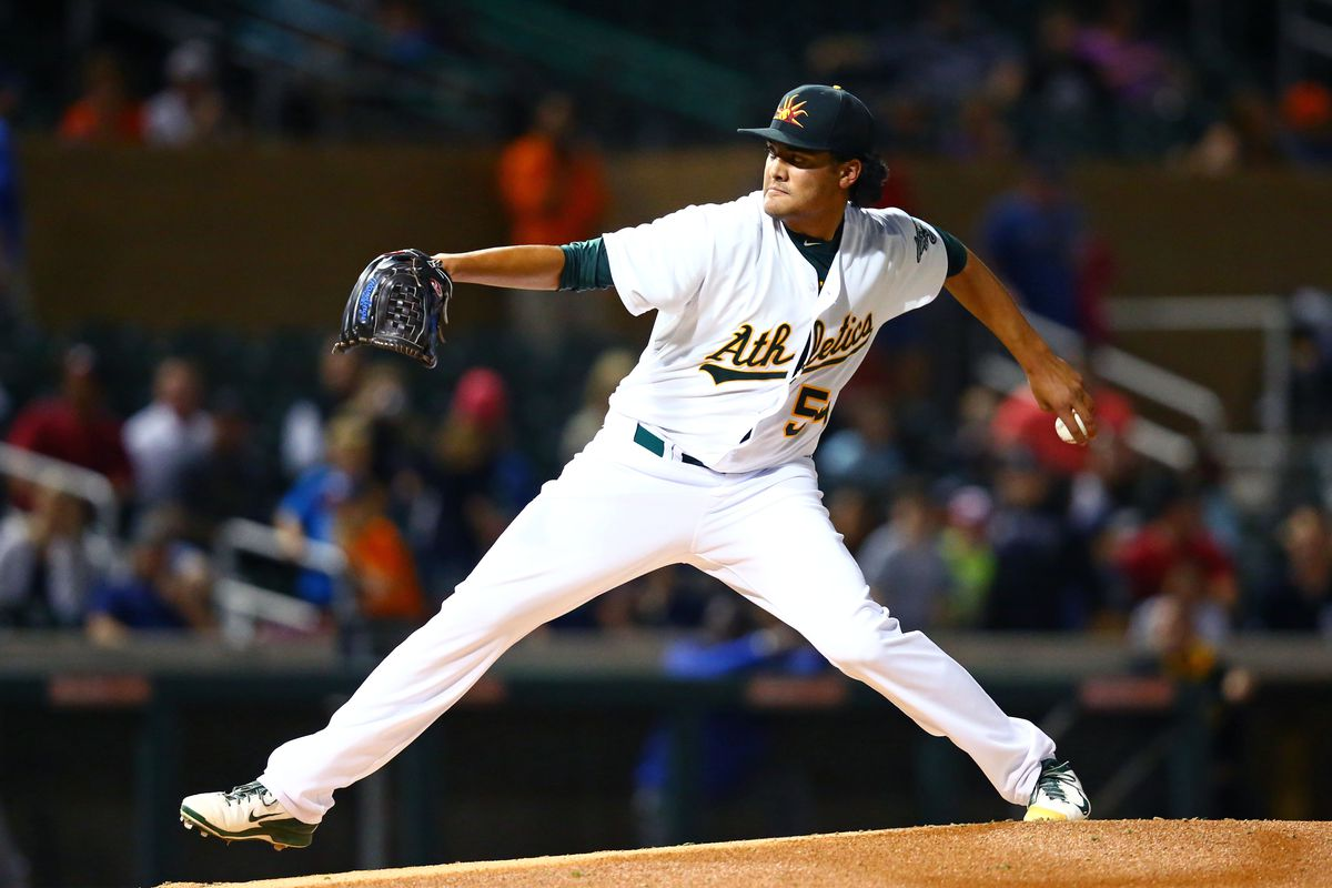 AN Exclusive Sean Manaea On His Future And His Heritage 1200x800