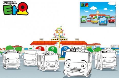 Tayo The Little Bus Wallpapers Wallpapersafari