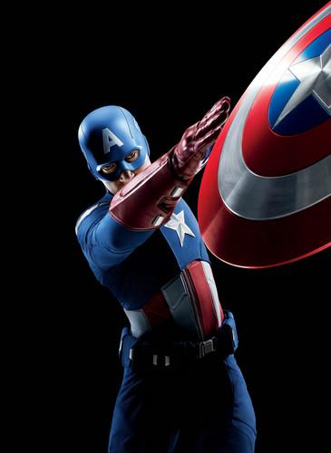 The Avengers images Captain America Steve Rogers HD 365x500