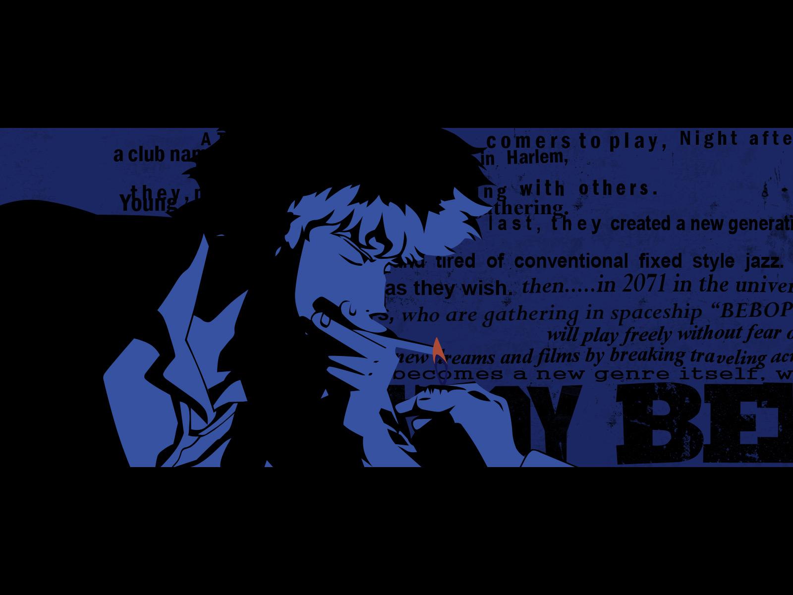 Cowboy Bebop Wallpapers per computer sfondi per il desktop 1600x1200