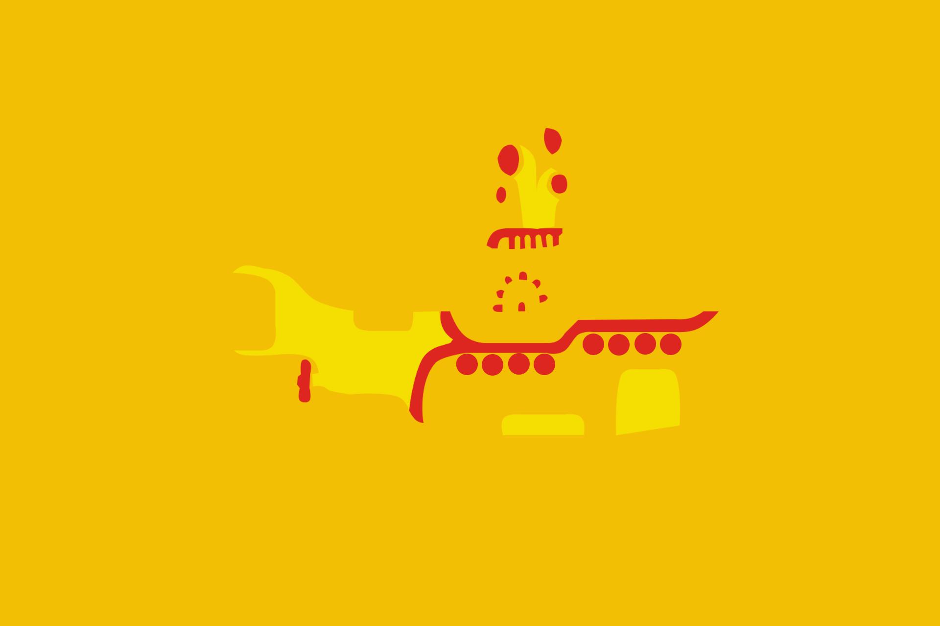 Yellow submarine by jhr921 on deviantART 1920x1280