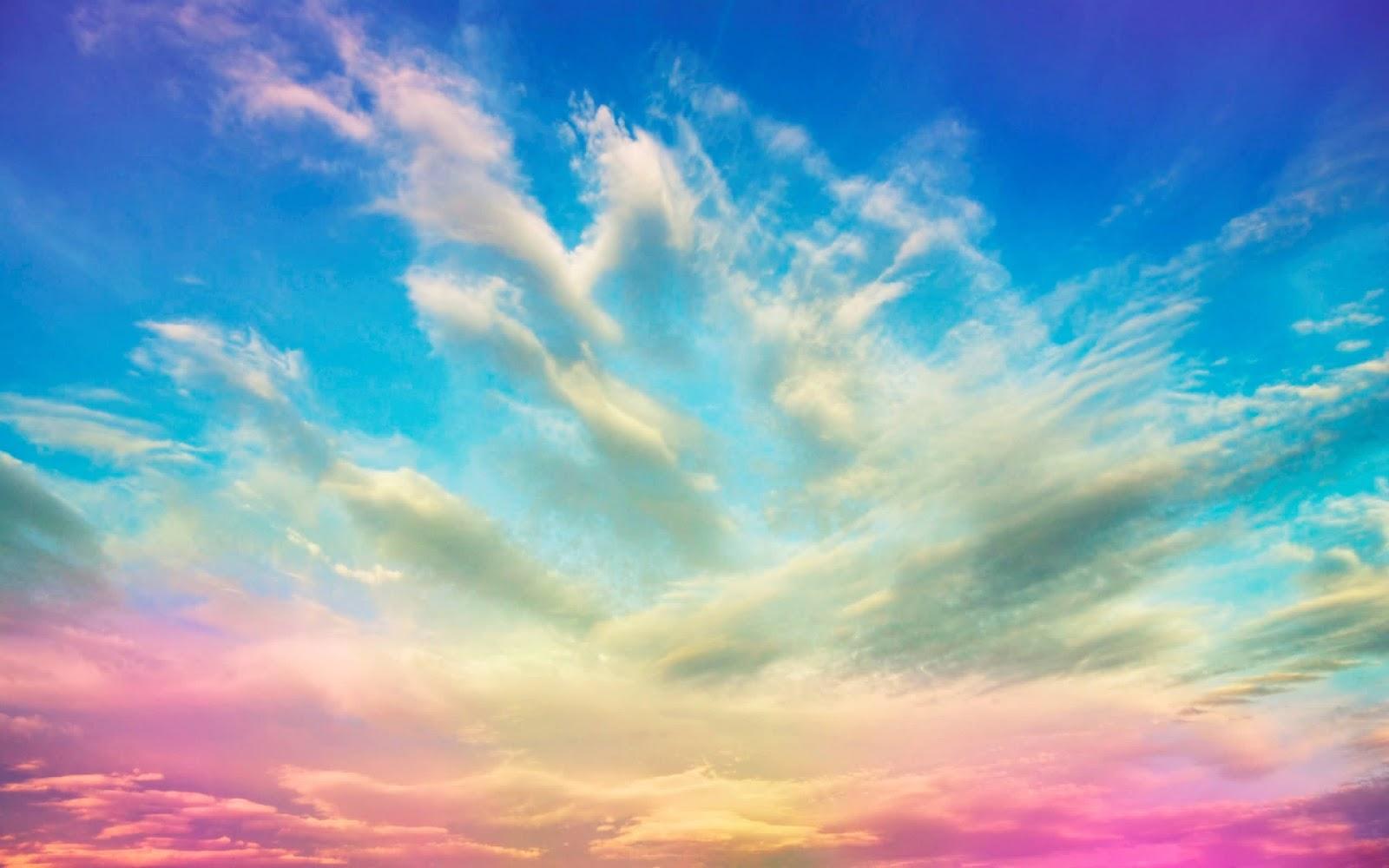 hd wallpapers for desktop sky cloud wallpapers hd 1600x1000