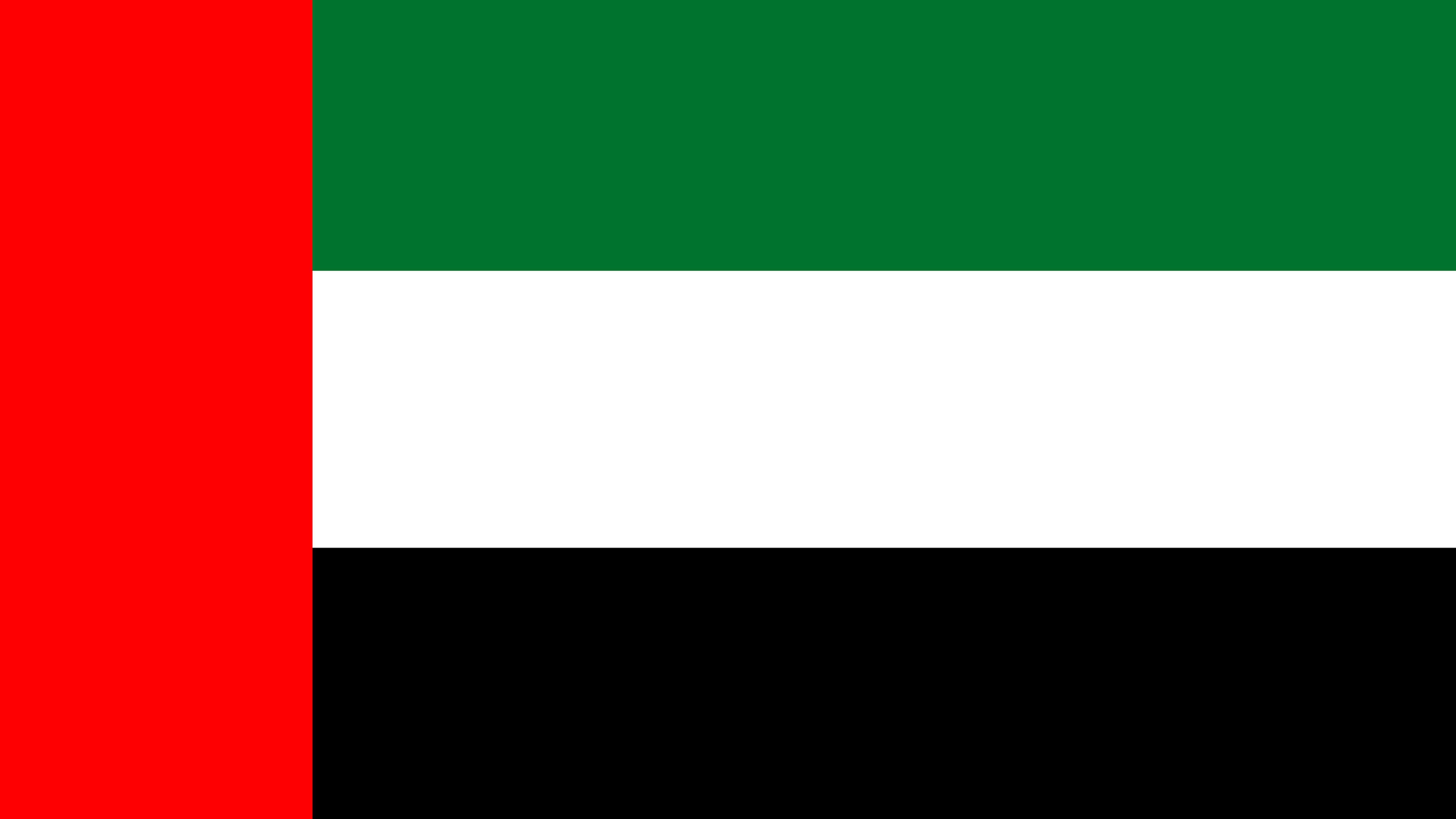 United Arab Emirates Flag UHD 4K Wallpaper Pixelz 3840x2160