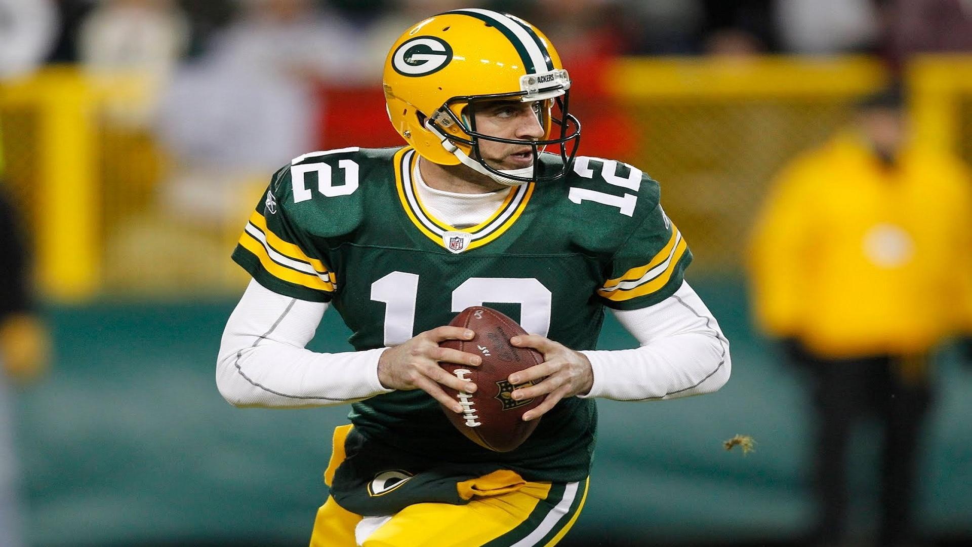 1920x1080 Football American Football Aaron Rodgers 1920x1080