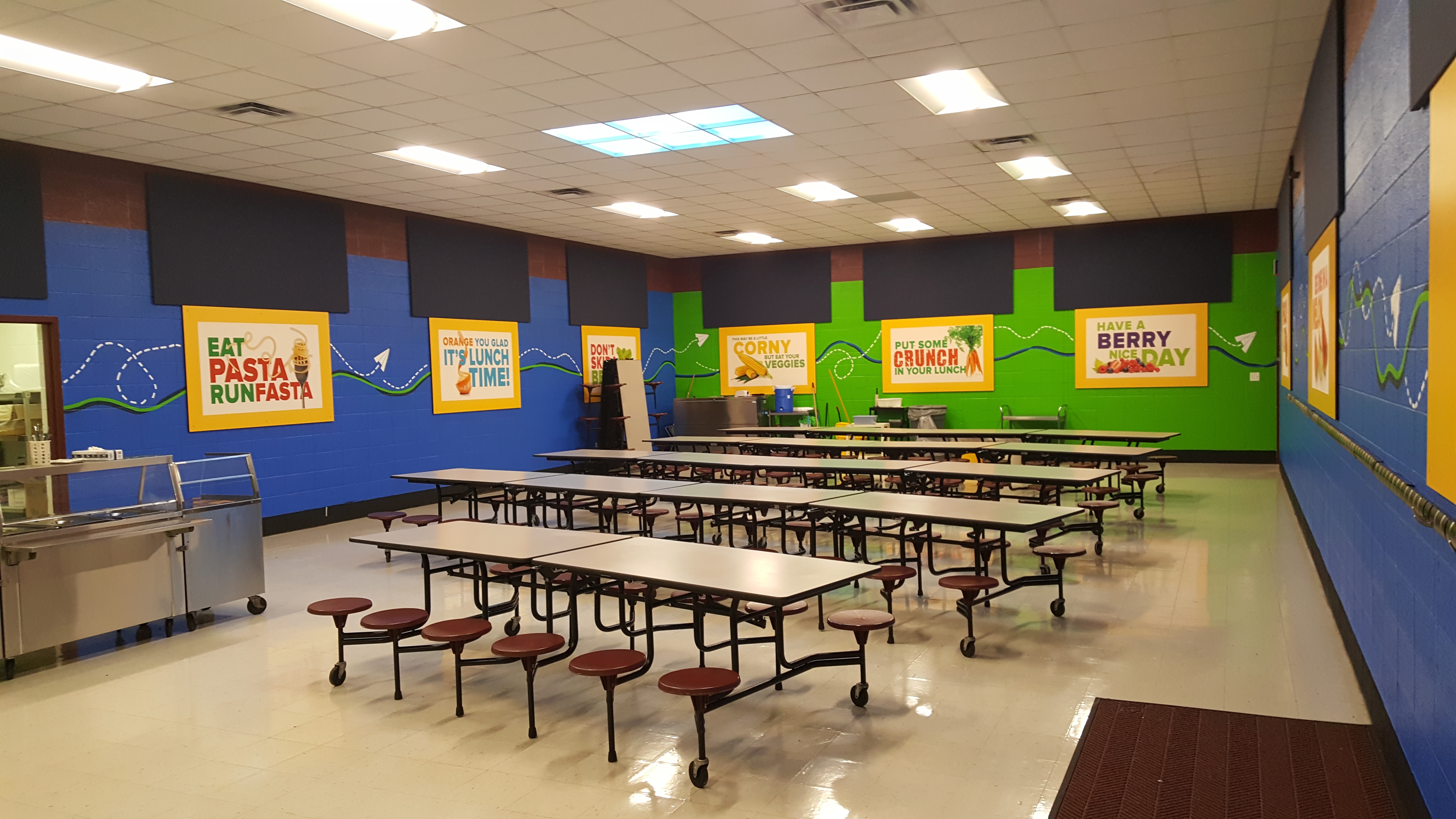 Cafeteria Soundproofing Noise Control in Cafeterias 5312x2988