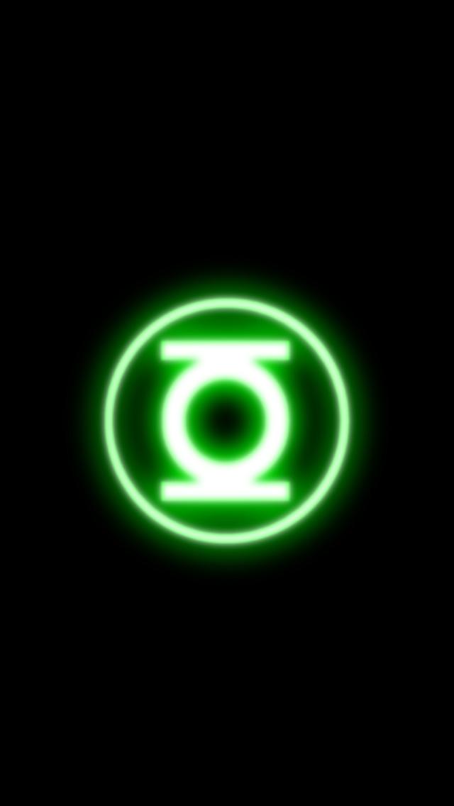 50] Green Lantern iPhone Wallpaper on WallpaperSafari 640x1136