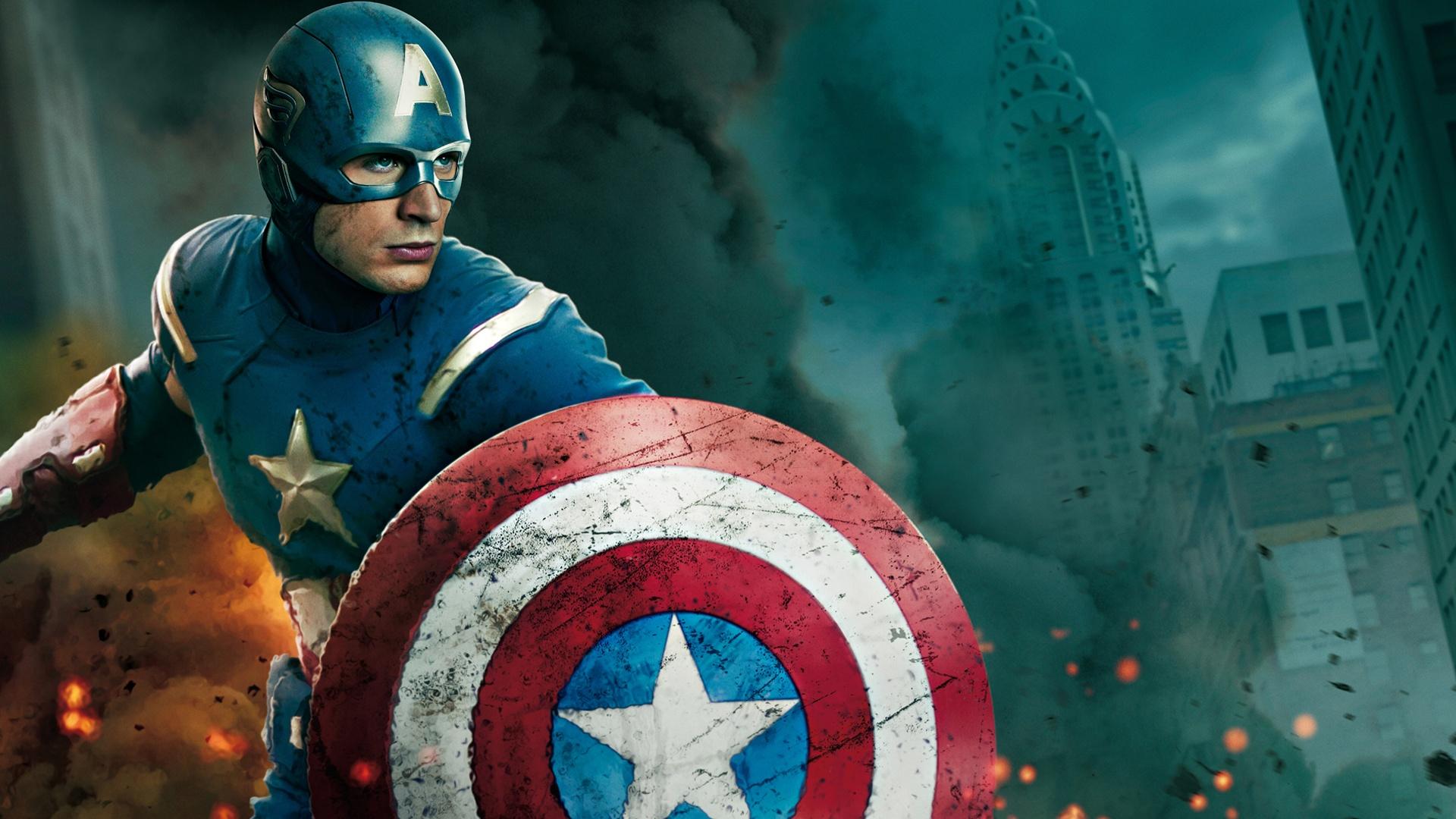 48+ Captain America HD Wallpapers 1080p on WallpaperSafari
