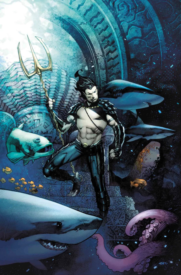 Namor screenshots images and pictures   Comic Vine 632x960