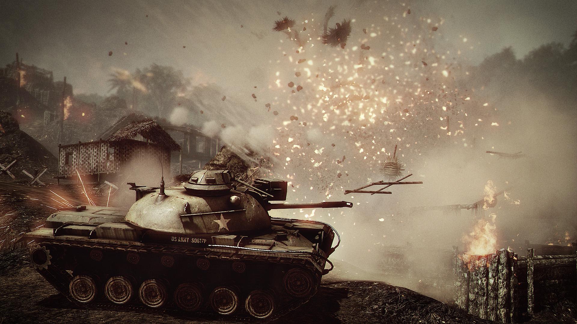 Battlefield Vietnam   Hill 137 03 Wallpaper 1920 x 1080 1920x1080