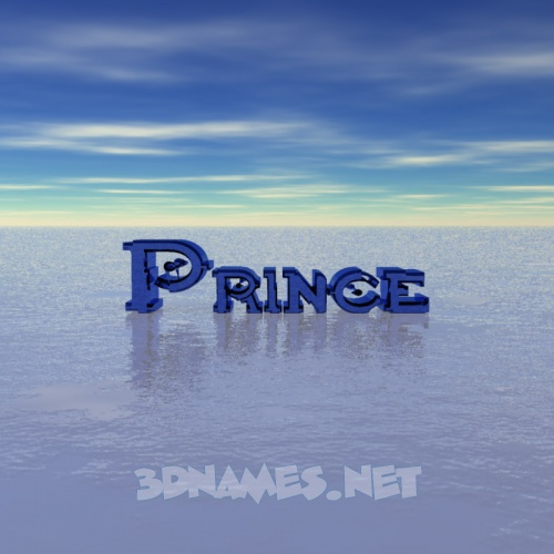 Prince Name Wallpaper A 3d name wallpaper too 500x500