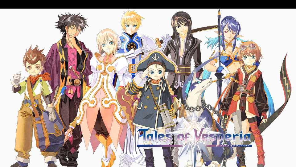 Tales Of Vesperia Wallpapers 960x544