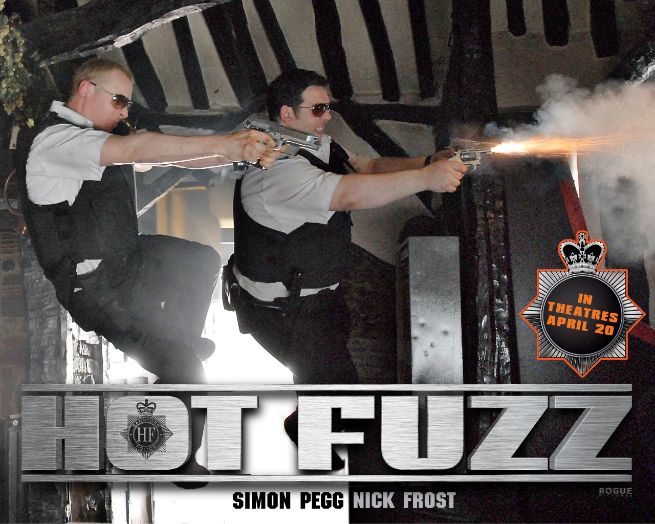 Free Download Hot Fuzz Images Hot Fuzz Hd Fond Dcran And