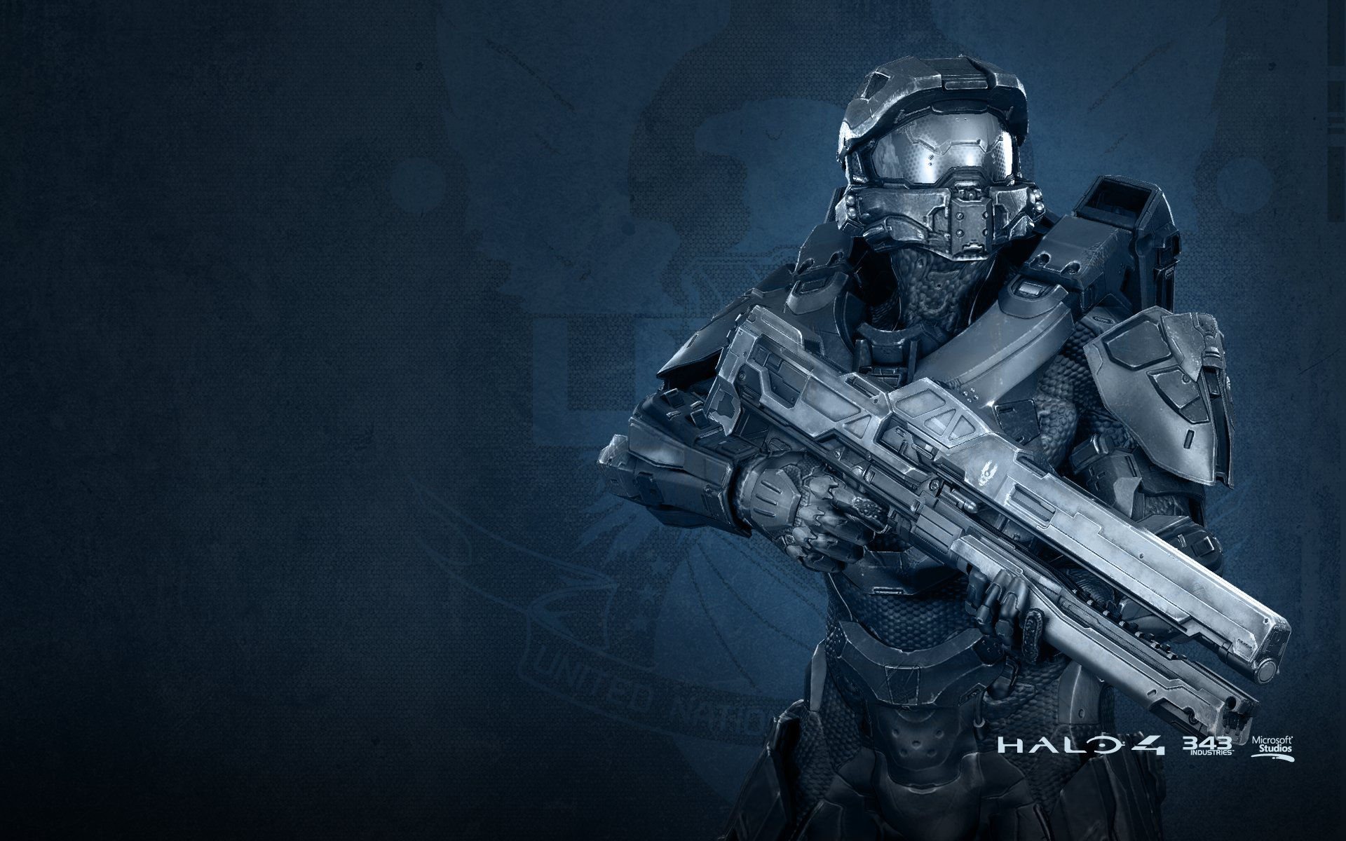 Halo Spartan Helmet Wallpaper