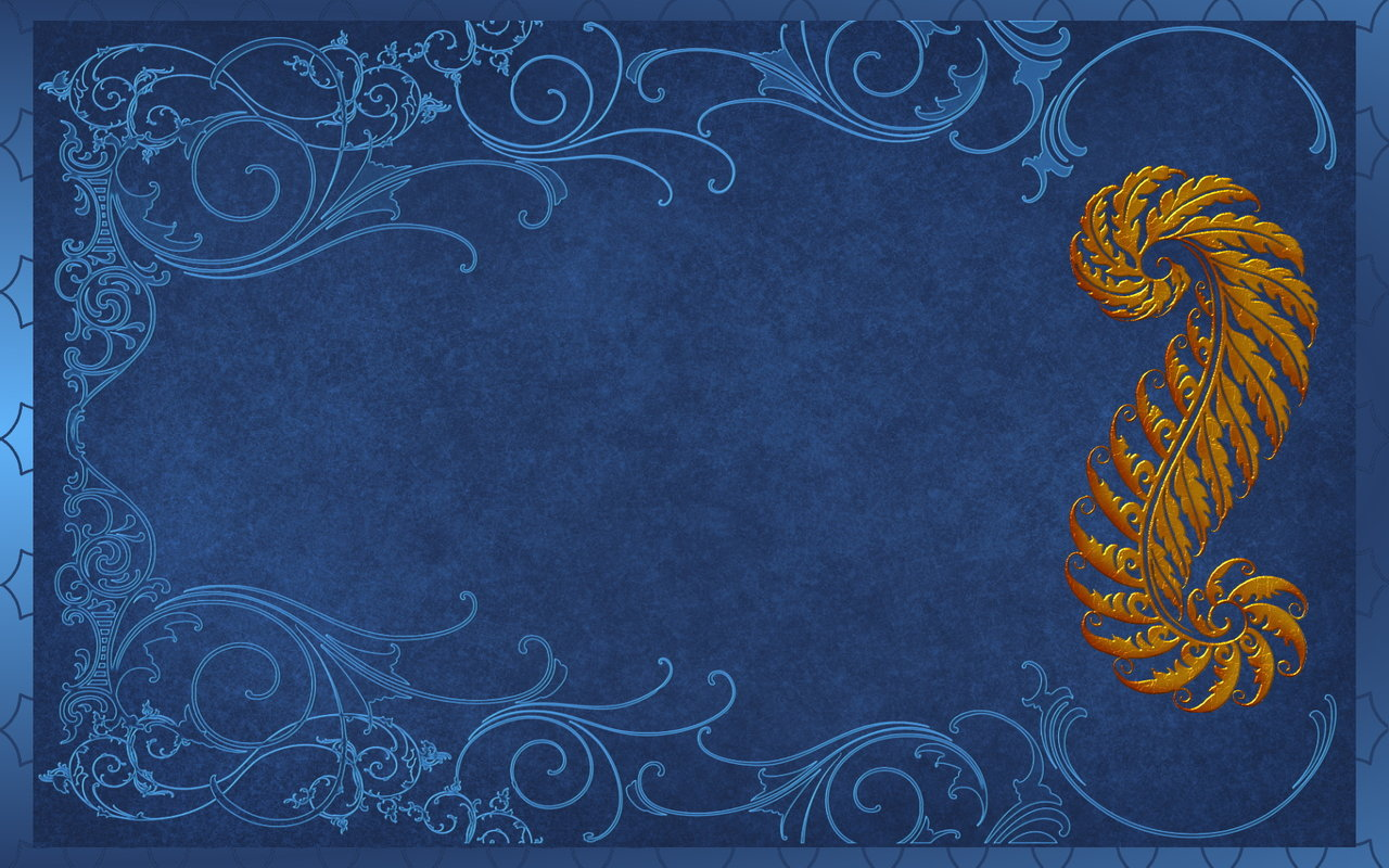 Blue And Gold Backgrounds - WallpaperSafari