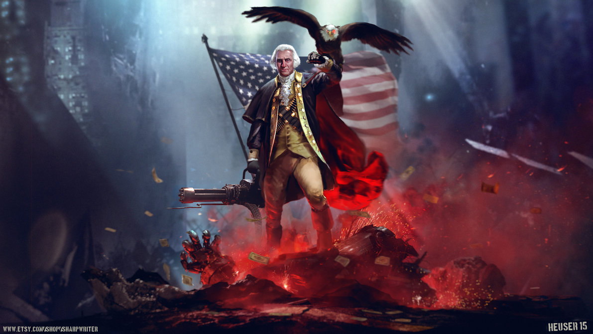 Badass Presidential Wallpapers Including a history lesson   Album on 1191x670
