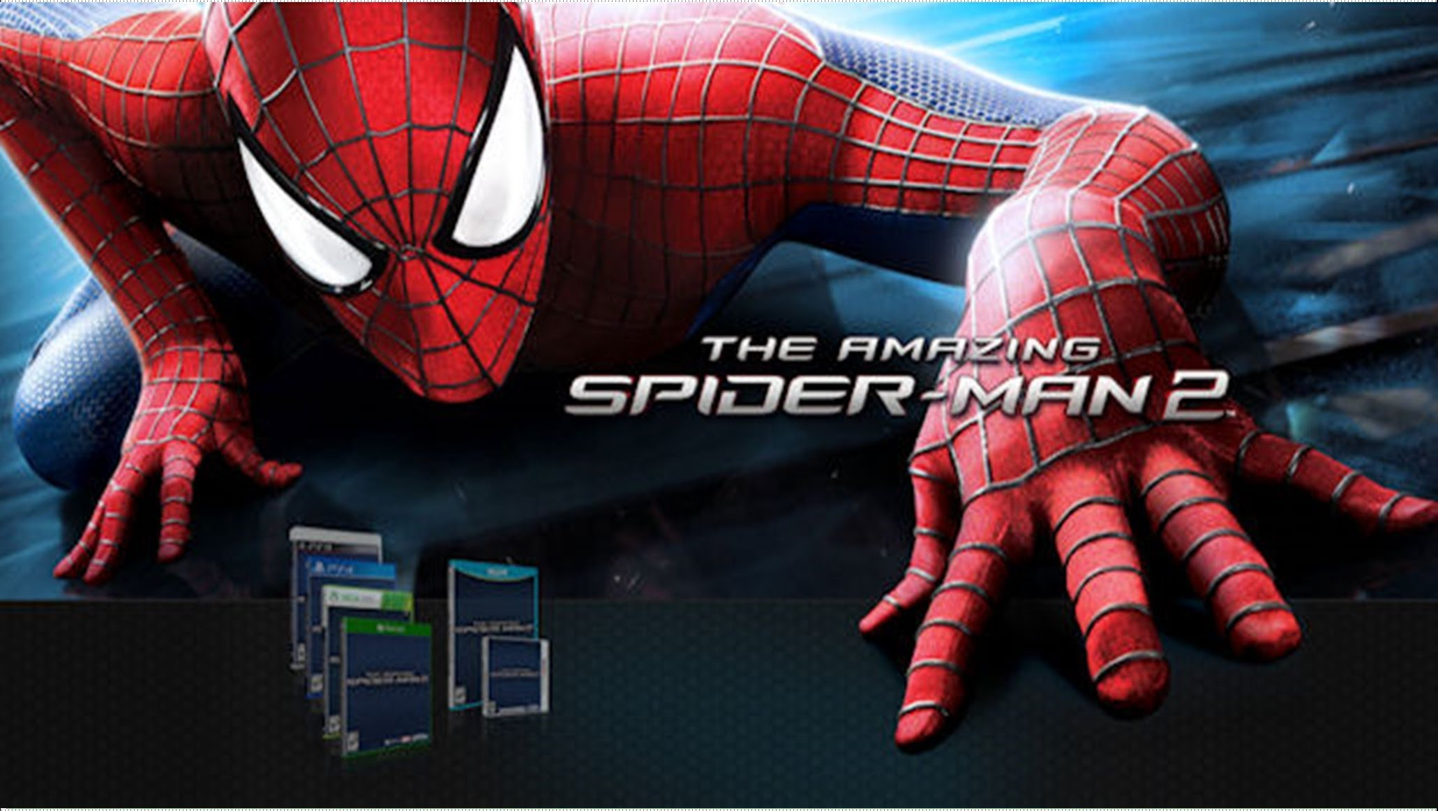 Free Download The Amazing Spider Man 2 Wallpaper Hd 2061x1162