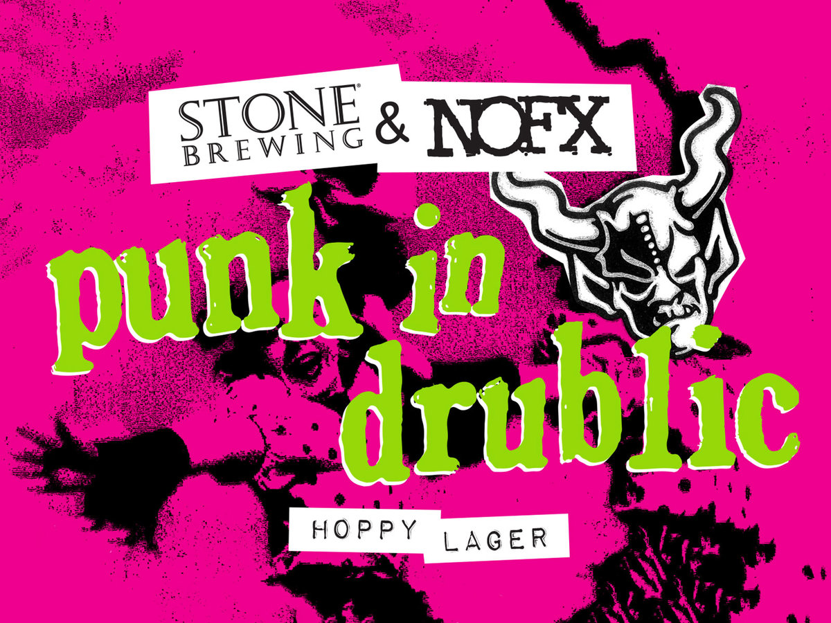 NOFX Gets Its Own Beer Thanks to Stone Brewing Food Wine 1200x900