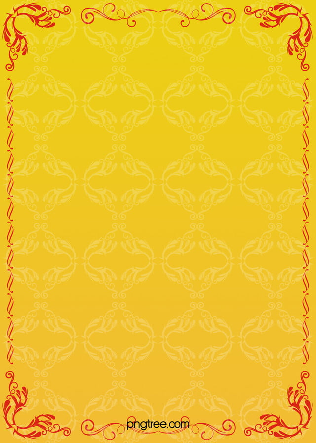 Business H5 Wedding Invitation Vector Background Material 640x896