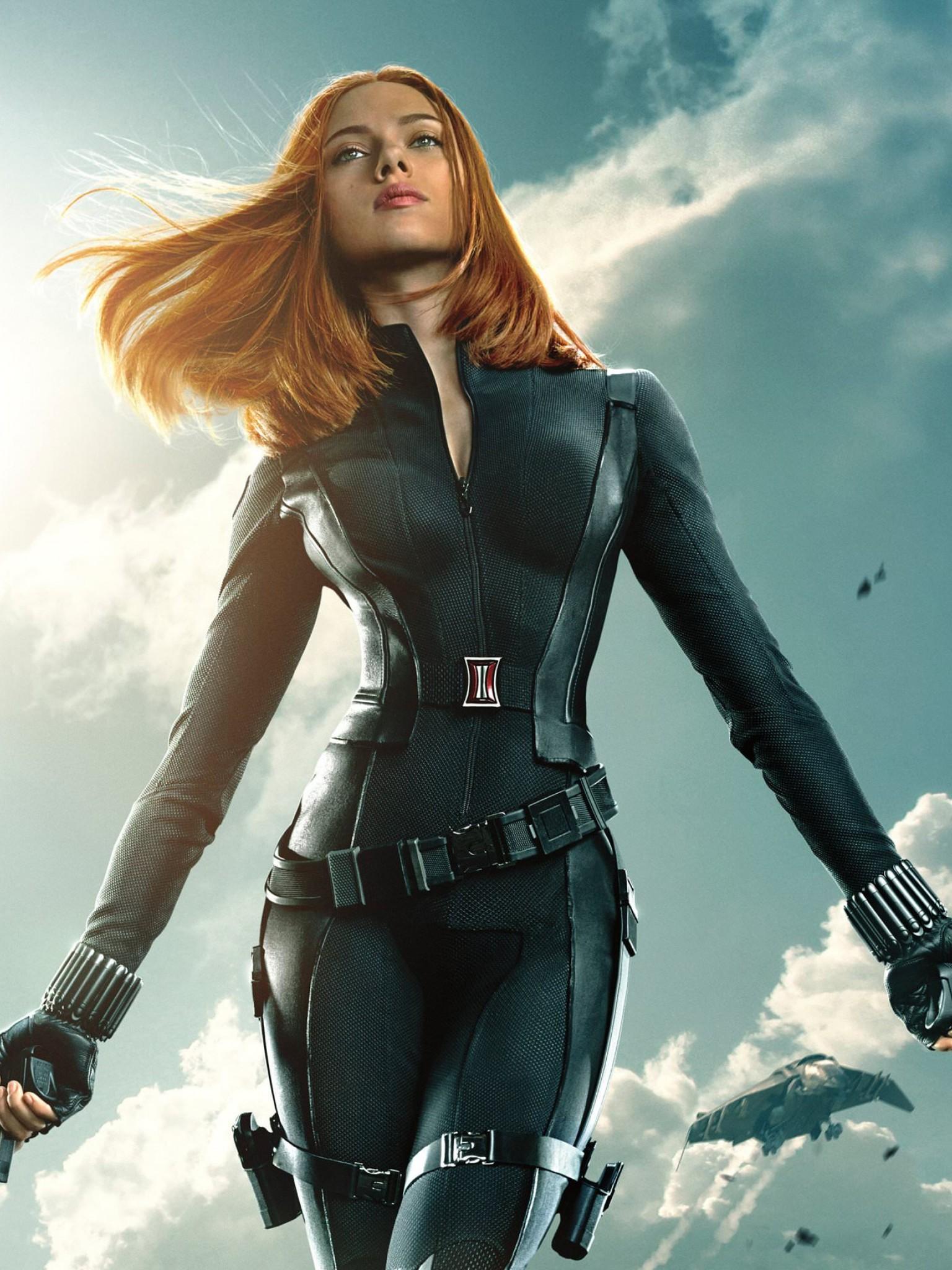 Scarlett Johansson Hd Wallpaper for Desktop and Mobiles Retina 1536x2048