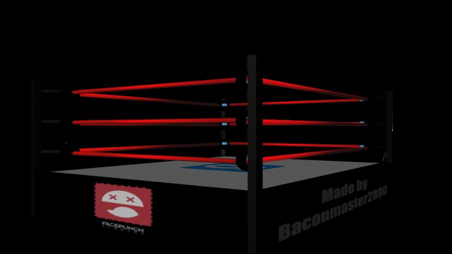 Wrestling Ring ...