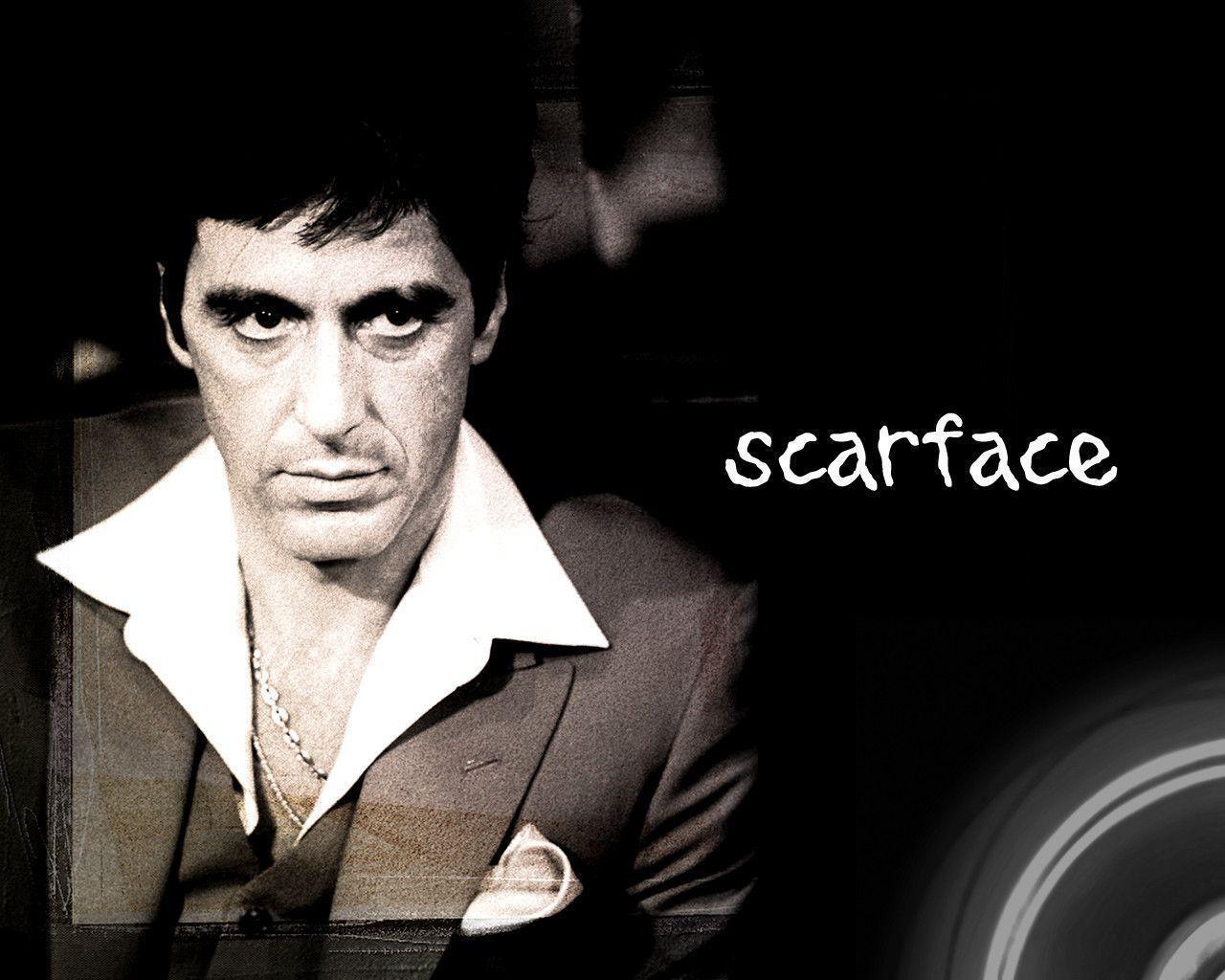 Scarface desktop wallpaper wallpapersafari - Scarface background ...