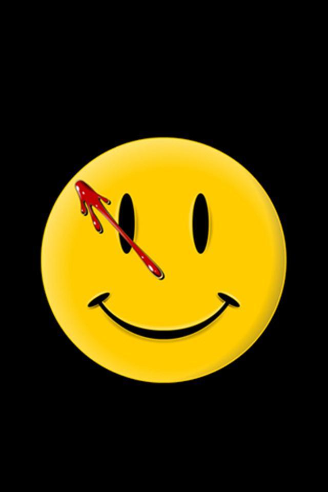 Watchmen Logo iPhone Wallpapers iPhone 5s4s3G Wallpapers 640x960