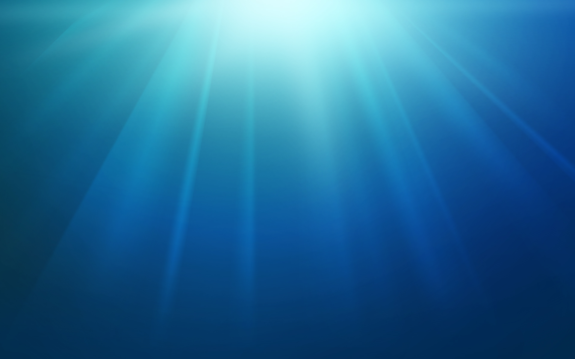 Underwater Light   Cool Twitter Backgrounds 1920x1200