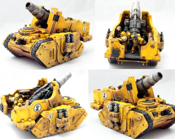 Subject [30K] Iron Hands Imperial Fists MKII Legion Tactical Squad 600x477