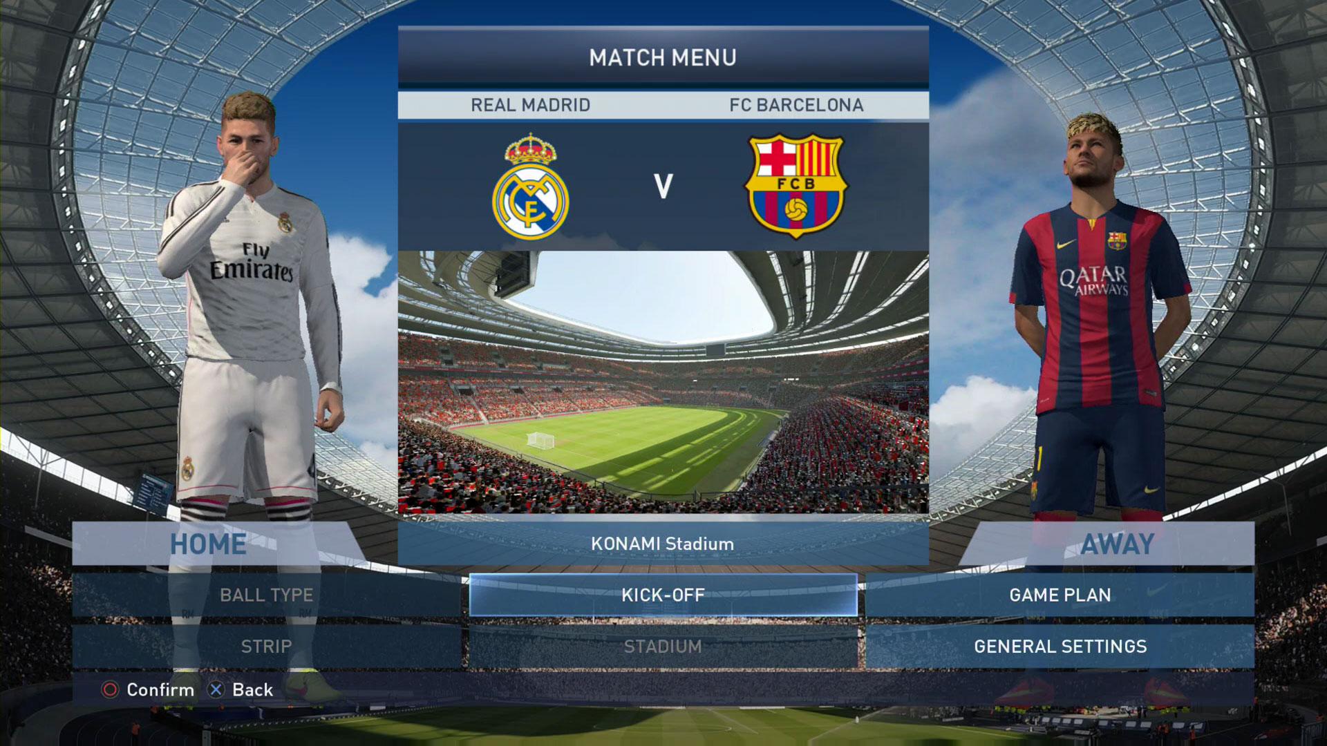 Avance PES 2015 Xbox 360   17092014 MeriStationcom 1920x1080