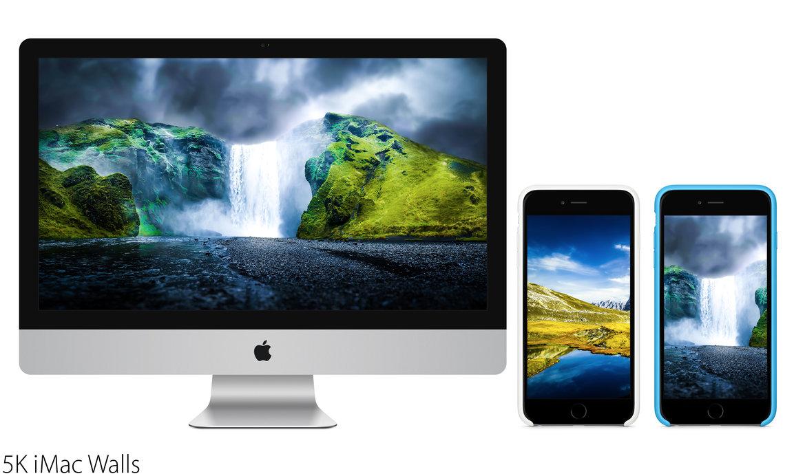 5K iMac wall mods by AaronOlive 1153x692