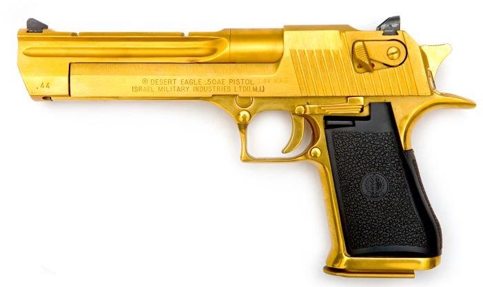 Desert Eagle 50 Cal Handgun 701x417