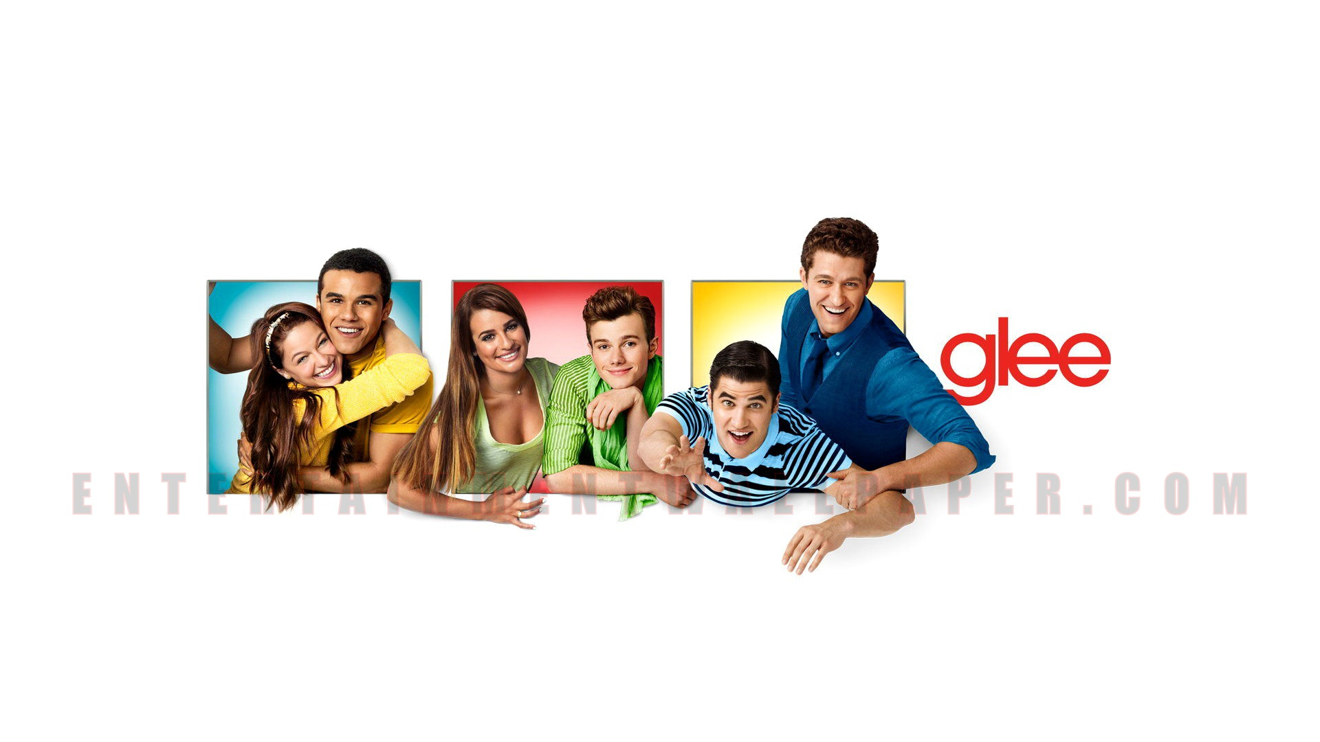 tv show glee wallpaper 20042422 size 1920x1080 more glee wallpaper 1920x1080